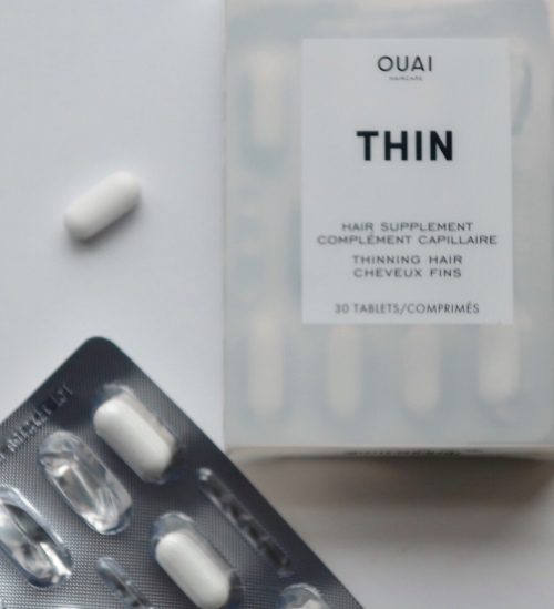 Ouai Hair Care Products Thin Supplements